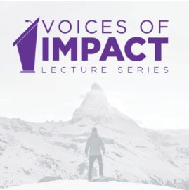 Vernard Hodges voices of impact lecture series