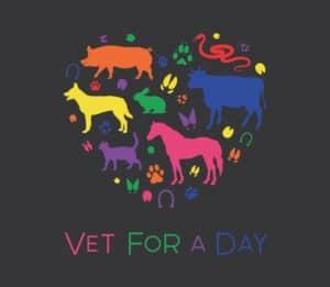 Vet for a day logo